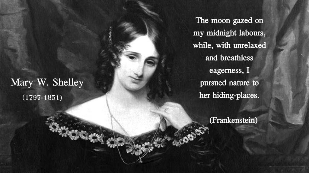 Los padres del monstruo. El sueño de Mary W. Shelley 3