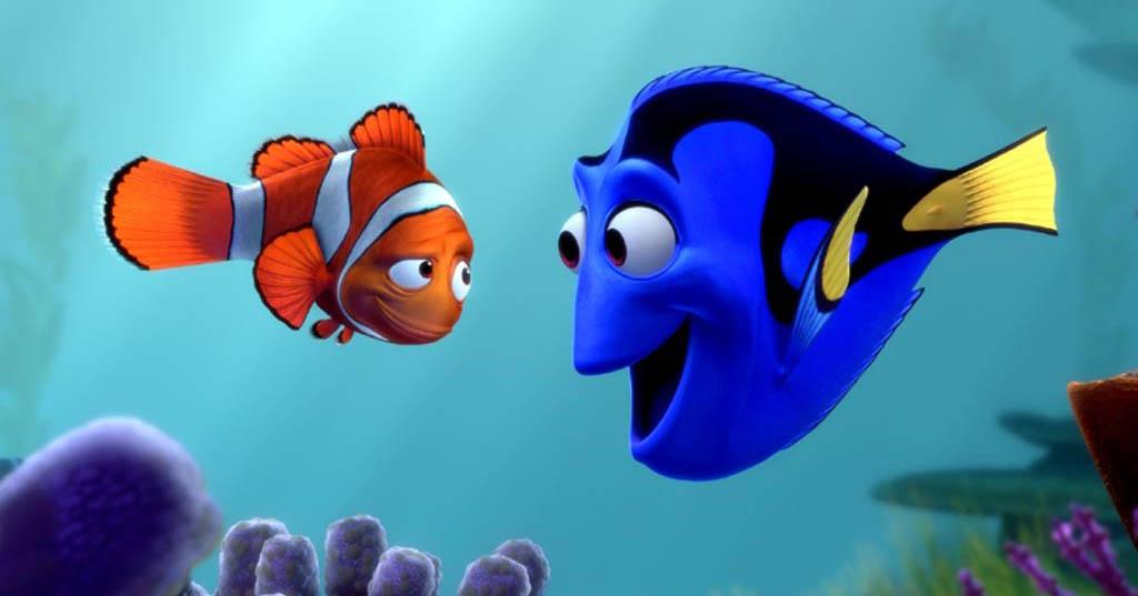 Buscando a Nemo antes de que se pierda Dory y lo olvide. Reseña de una película de animación infantil que auna diversión con valores importantes. Javier Alcover.
