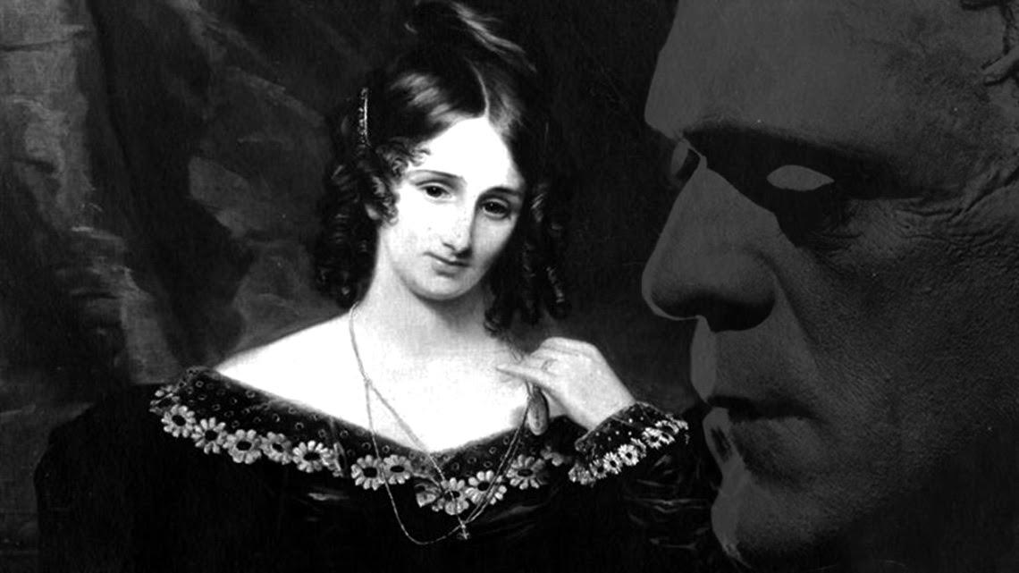 Los padres del monstruo. El sueño de Mary W. Shelley