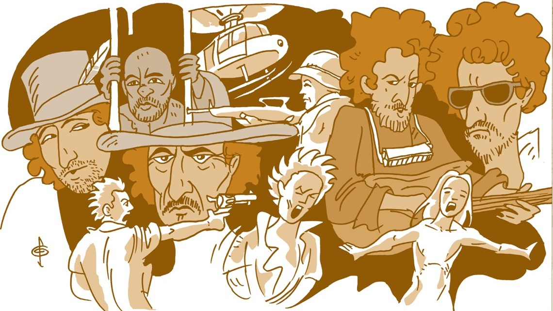 Bob Dylan, el subversivo de Nobel. Artículo de Santiago García-Clairac.