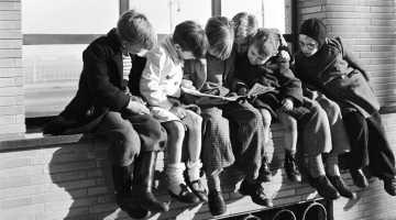 El niño lector de hoy escribirá la historia de mañana 1