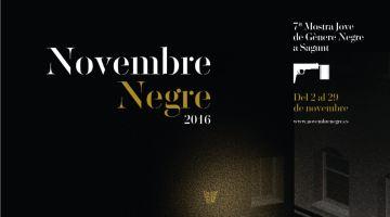 Novembre Negre: un festival que abarca todas las facetas del género negro. Josevi Blender entrevista a Fran García, coordinador de Novembre Negre, la Muestra de Género Negro de Sagunto. En Revista MoonMagazine.