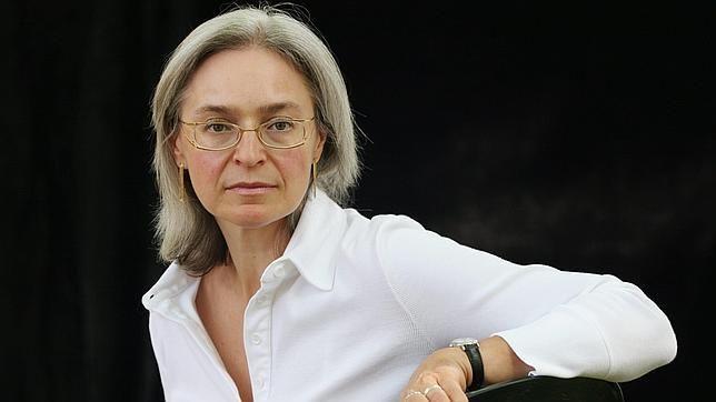 Anna Politkovskaya, asesinada el 6 de octubre de 2006