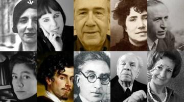 Día de la Poesía: Diez poemas de diez poetas universales