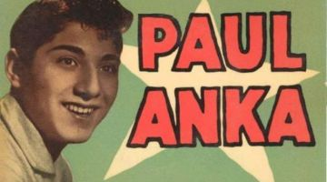 """Hoy, en El Tocadiscos, un mágico encuentro entre Diana y Paul Anka. Sección musical de J. J. Conde con la colaboración de Txaro Cárdenas, """"Moon"""","""