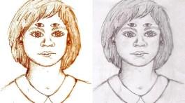 La niña de los cuatro ojos, relato de Guadalupe de los Ángeles Cú Tinoco. Curso Online de Técnicas Narrativas Néstor Belda.