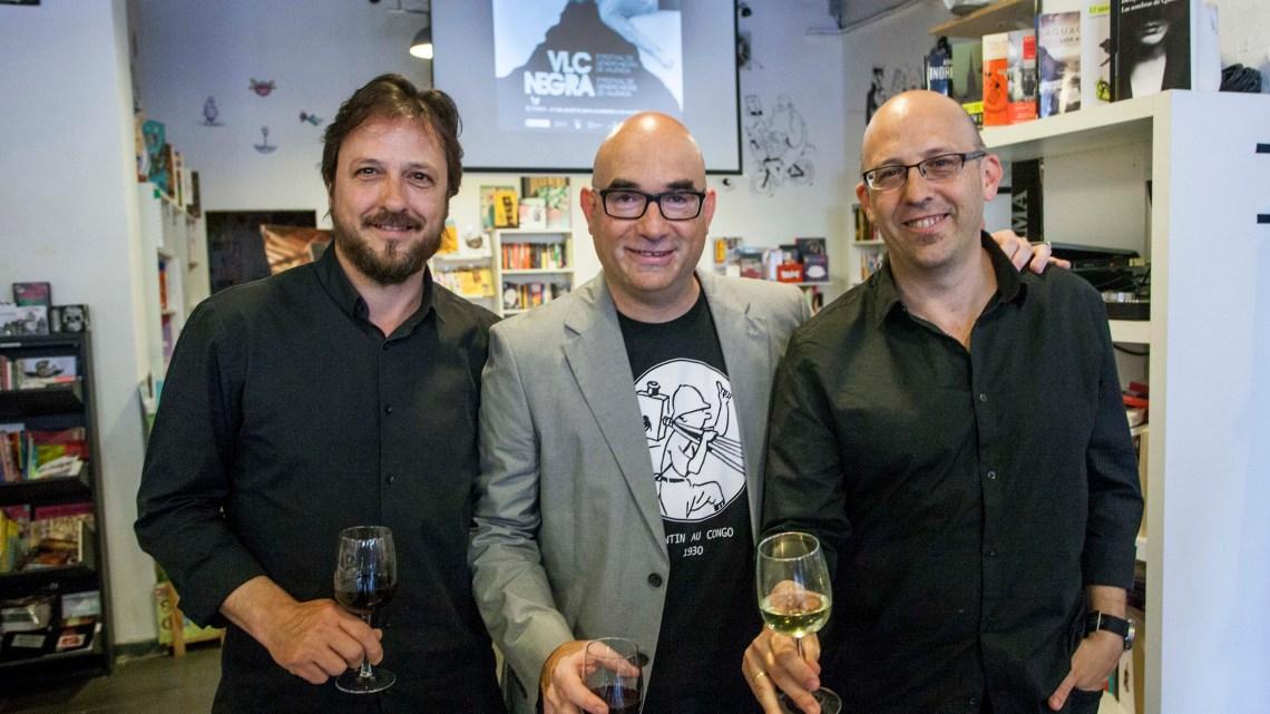 Valencia Negra (VLC) celebra su quinta edición con más de cien actividades y estrellas internacionales como Joël Dicker y Philip Kerr.