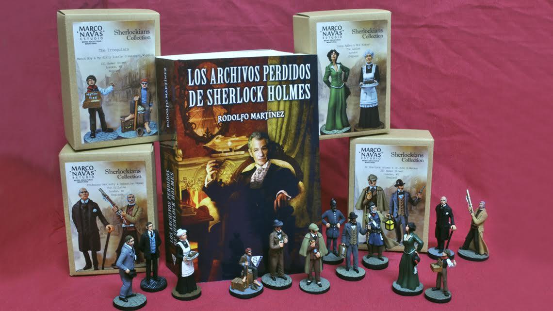 Paseo por Baker Street: una invitación de Rodolfo Martínez y Marco Navas