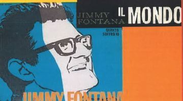 Hoy, en El Tocadiscos, gira Il Mondo por espacios infinitos, con Jimmy Fontana. J. J. Conde y Txaro Cárdenas.