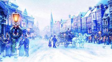 Navidades victorianas: de Dickens a Chesterton. El Espíritu de la Navidad