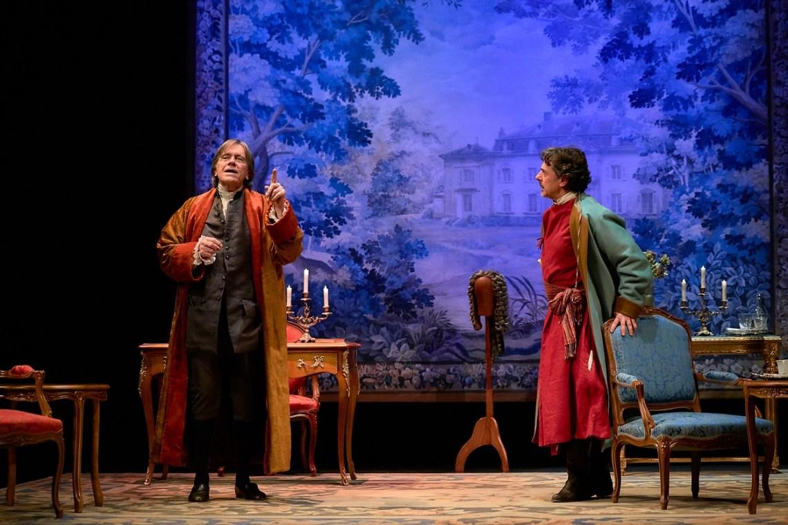 Josep Maria Flotats y Pere Ponce. Foto: MarcosGPunto