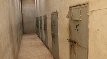 Prisión de Tadmur, Siria