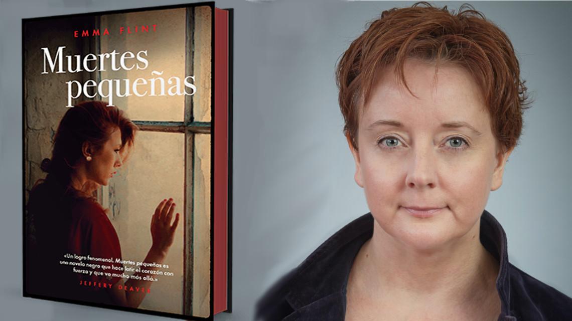 Muertes pequeñas, de Emma Flint: crítica social, sustento de la novela negra