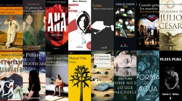 Día del Libro 2018: Dieciséis novelas para todos los gustos
