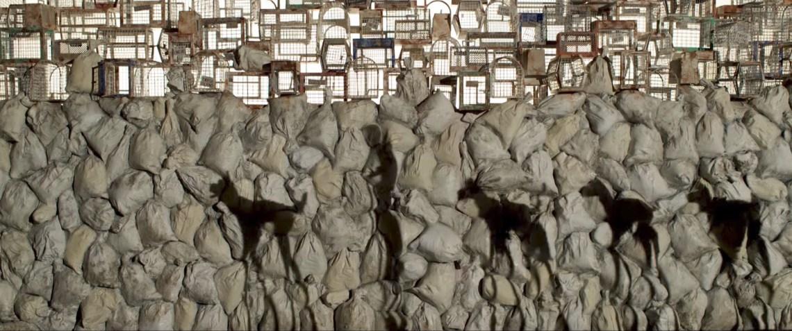 Isla de perros (Isle of Dogs): «El mundo es una gran caja de juguetes». Wes Anderson. Fotograma de la película