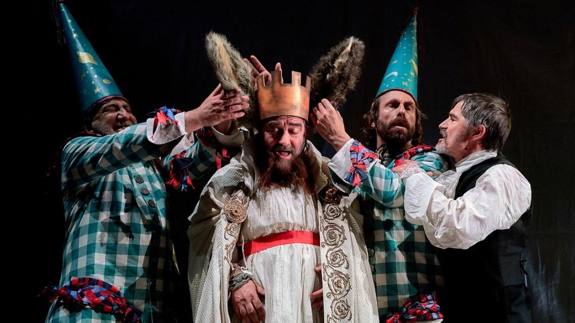 El concierto de san Ovidio, de Antonio Buero Vallejo. Foto: MarcosGpunto
