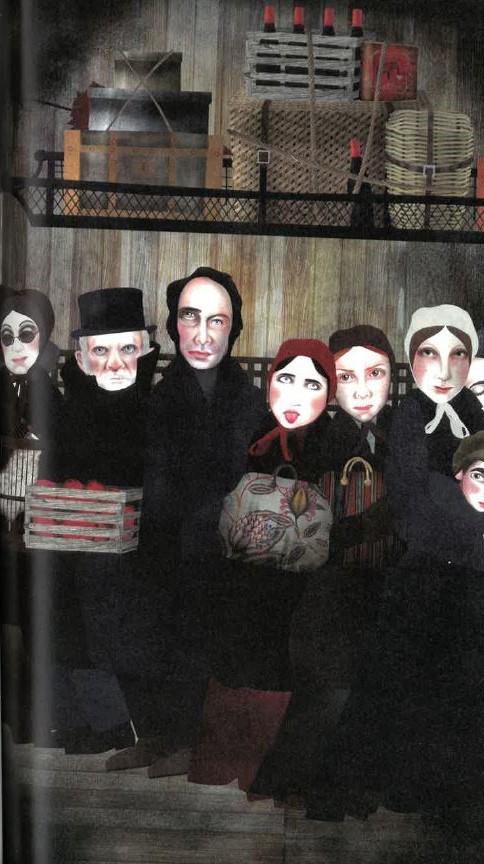 Frankenstein resuturado: excelente homenaje literario y artístico a la criatura de Mary Shelley 3