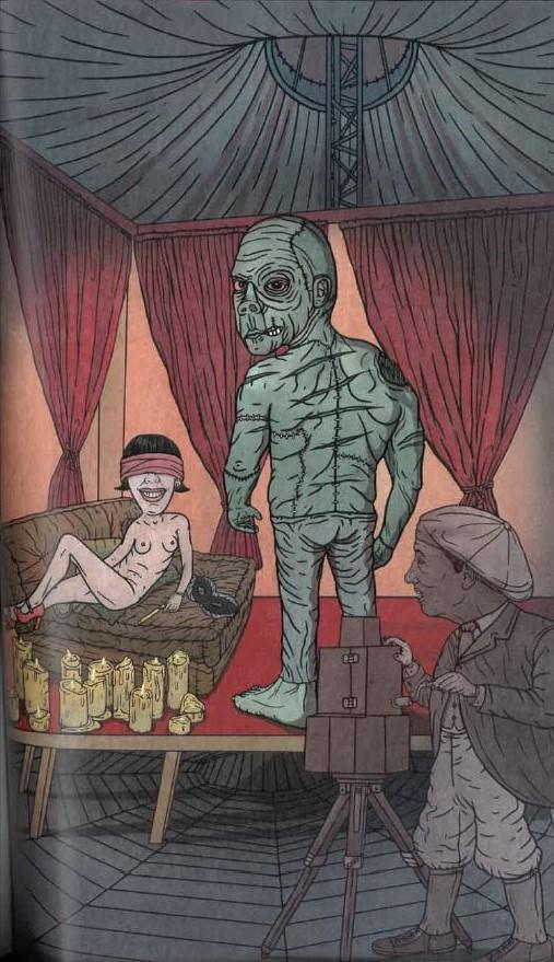 Frankenstein resuturado: excelente homenaje literario y artístico a la criatura de Mary Shelley 6