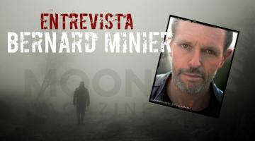 Bernard Minier: la literatura, sea negra o no, nunca es inocente