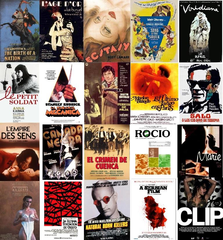 Veinte películas polémicas: con ellas llegó el escándalo 4