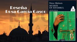 Muerte en Estambul, Petros Márkaris. Novela negra y choque de culturas 1