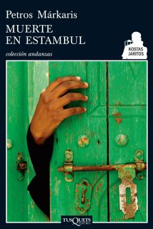 Muerte en Estambul, Petros Márkaris. Novela negra y choque de culturas