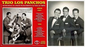 Hoy, en El tocadiscos, tu amor y el mío en Sabor a mí, de Los Panchos
