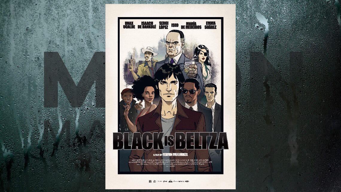 Black is Beltza. Fermín Muguruza nos transporta a los convulsos años 60 3