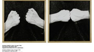 """Exposición """"La idea en un signo. Colección Sánchez-Ubiría"""" en sala Kubo-kutxa de San Sebastián"""