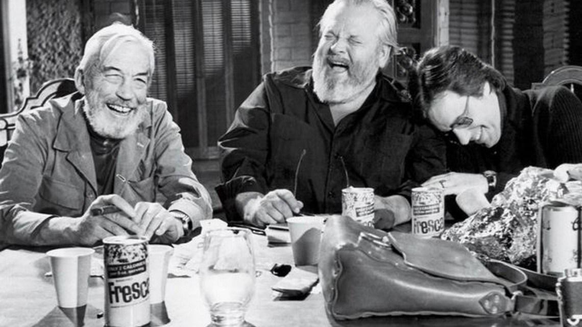 Al otro lado del viento. El testamento de Orson Welles 1