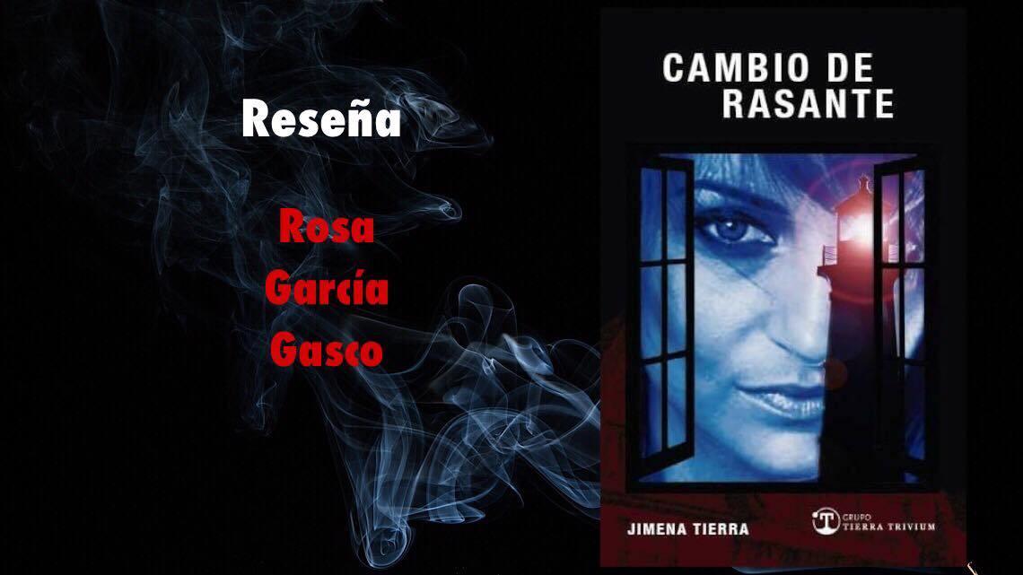 Cambio de rasante, Jimena Tierra: una novela perturbadora que no se deja soltar