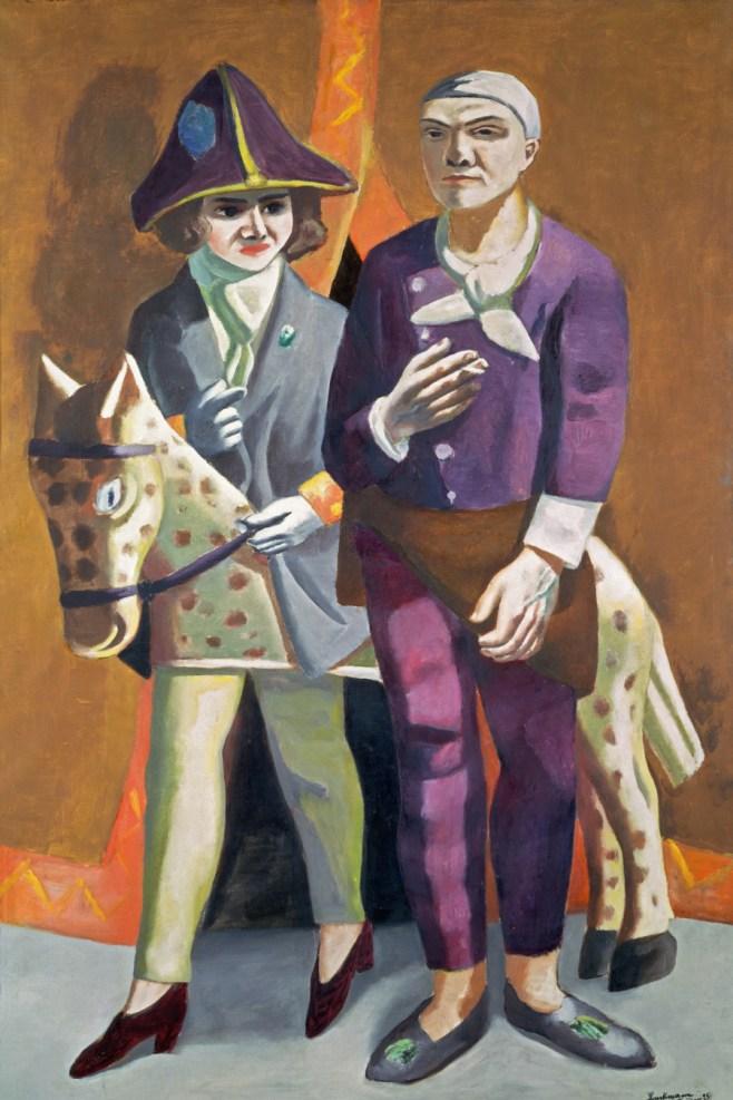 El arte de Max Beckmann conquista el Thyssen-Bornemisza 1