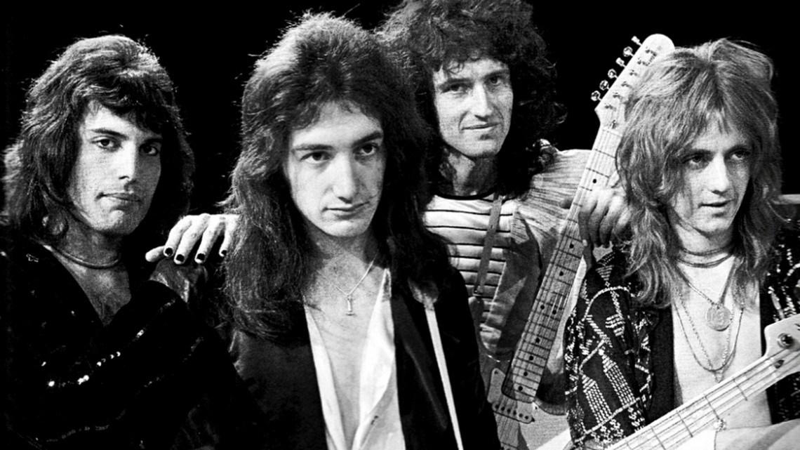 Freddie Mercury y Queen. Primeros pasos en la música 2