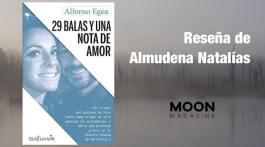 '29 balas y una nota de amor', de Alfonso Egea: Ineludible