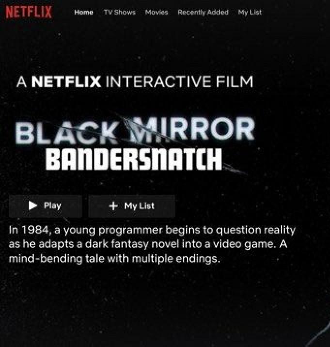 Bandersnatch (Black Mirror): elige tu propia pesadilla 2