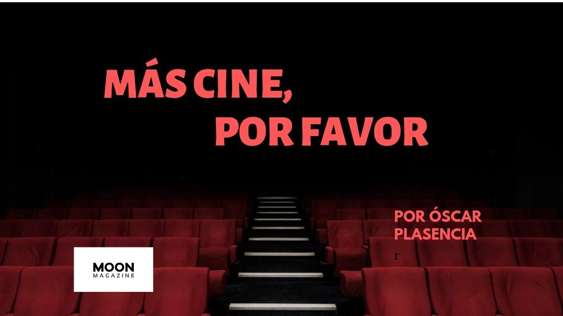 Cine, cine, cine, más cine por favor. Perlas en 35 milímetros