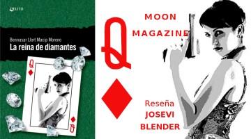La reina de diamantes: novela negra de 3 rombos escrita a cuatro manos 2