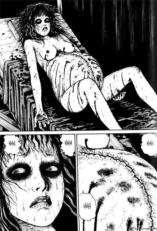 Uzumaki: Espiral, de Junji Ito, el manga como catarsis de la pesadilla 5