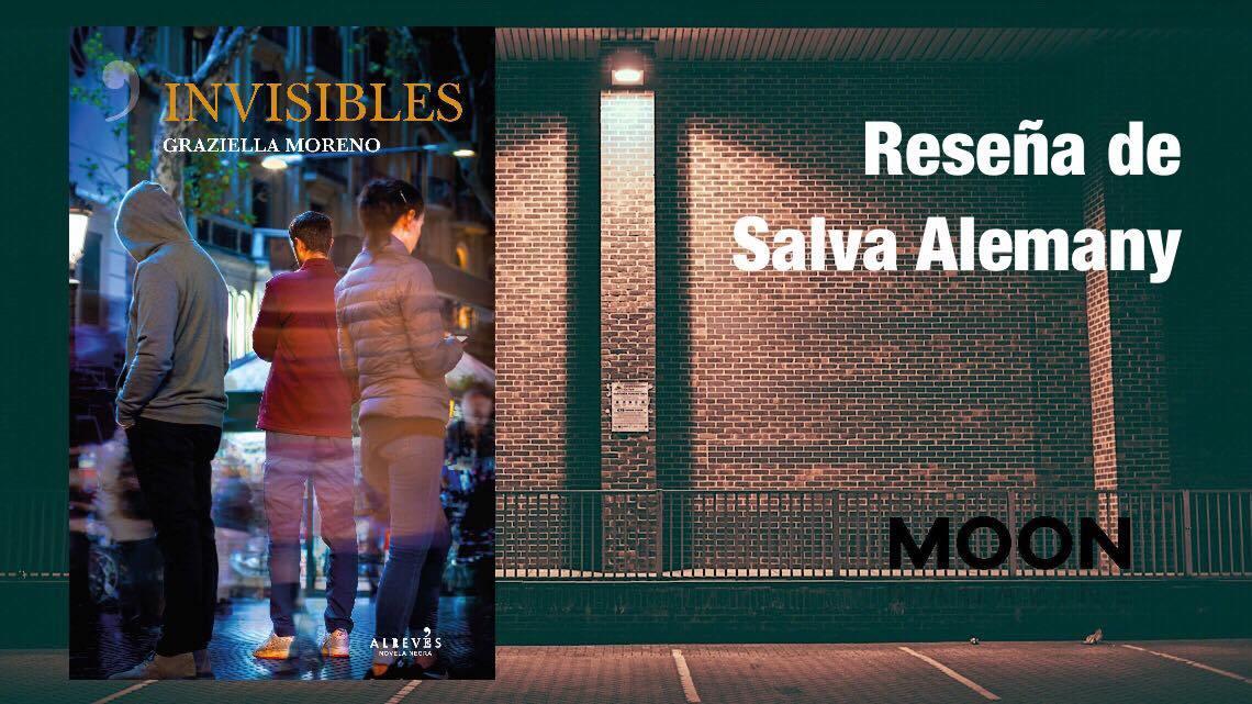 Invisibles, de Graziella Moreno.