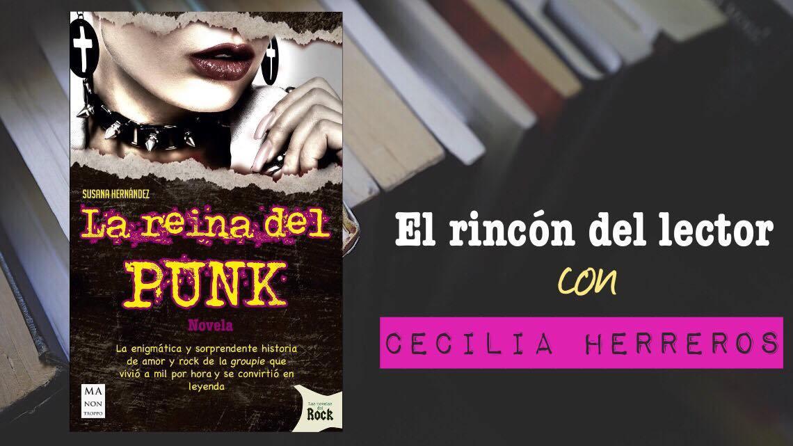 La reina del punk, de Susana Hernández 1