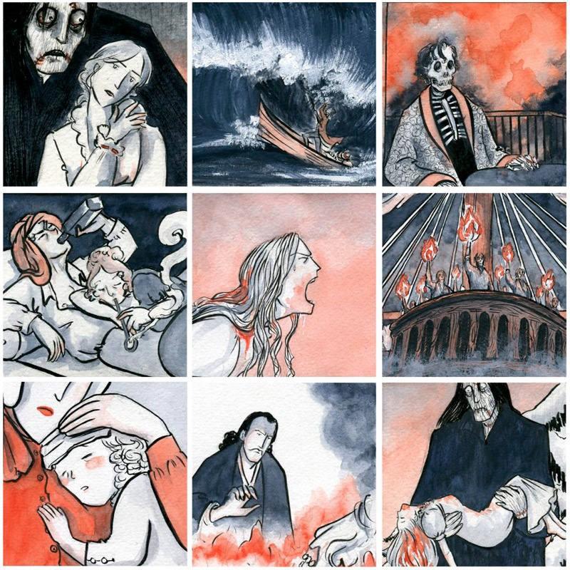 Mary Shelley: la muerte del monstruo: cuando el final no es la muerte, sino el olvido