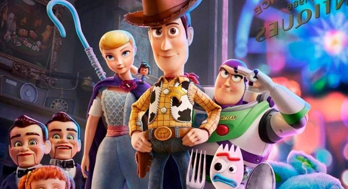 Toy Story 4, más allá del arte 1