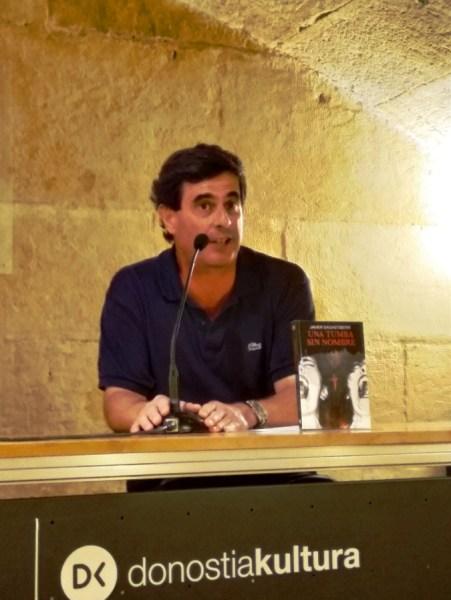 Javier Sagastiberri. Euskadi en negro