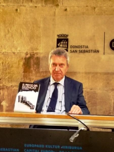 Juan Infante. Euskadi en negro
