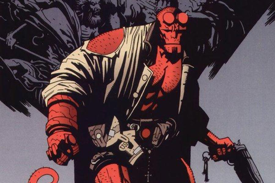 Hellboy (2019), la infernal comedia 1