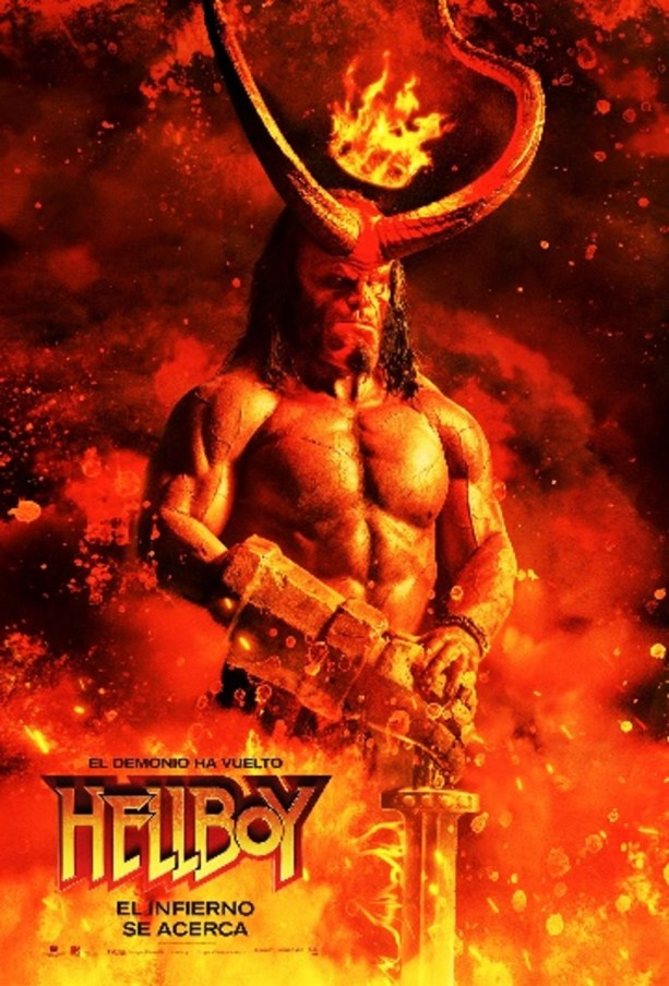 Hellboy (2019), la infernal comedia 3