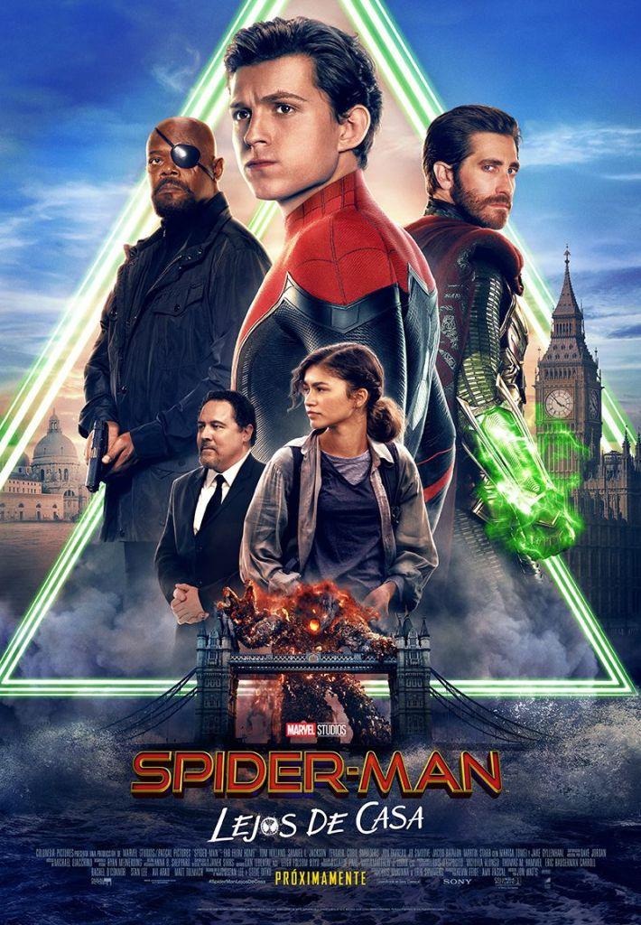 Spider-Man: Lejos de casa, asumiendo las responsabilidades 6