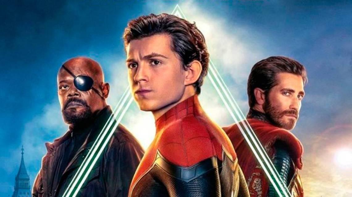 Spider-Man: Lejos de casa, asumiendo las responsabilidades 7