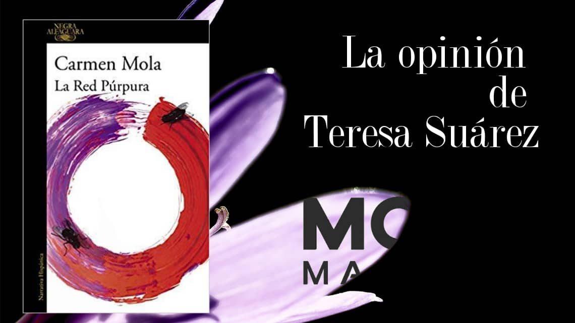 La Red Púrpura, de Carmen Mola 1