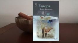 Europa, de David Llorente. Una distopía alegórica